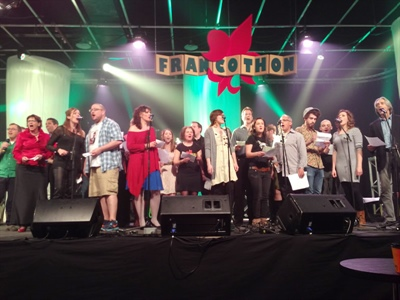 Francothon 2013