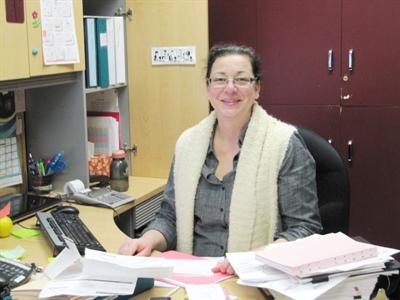 Sylvie Gaudreault, directrice du Centre éducatif Gard'Amis à Regina