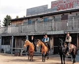 Le Champêtre County / Howling Coyote Saloon