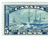Le SS Royal William